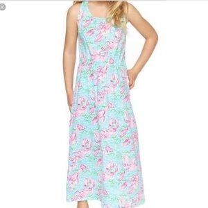 Lilly Pulitzer little Lilly Mills Maxi Dress